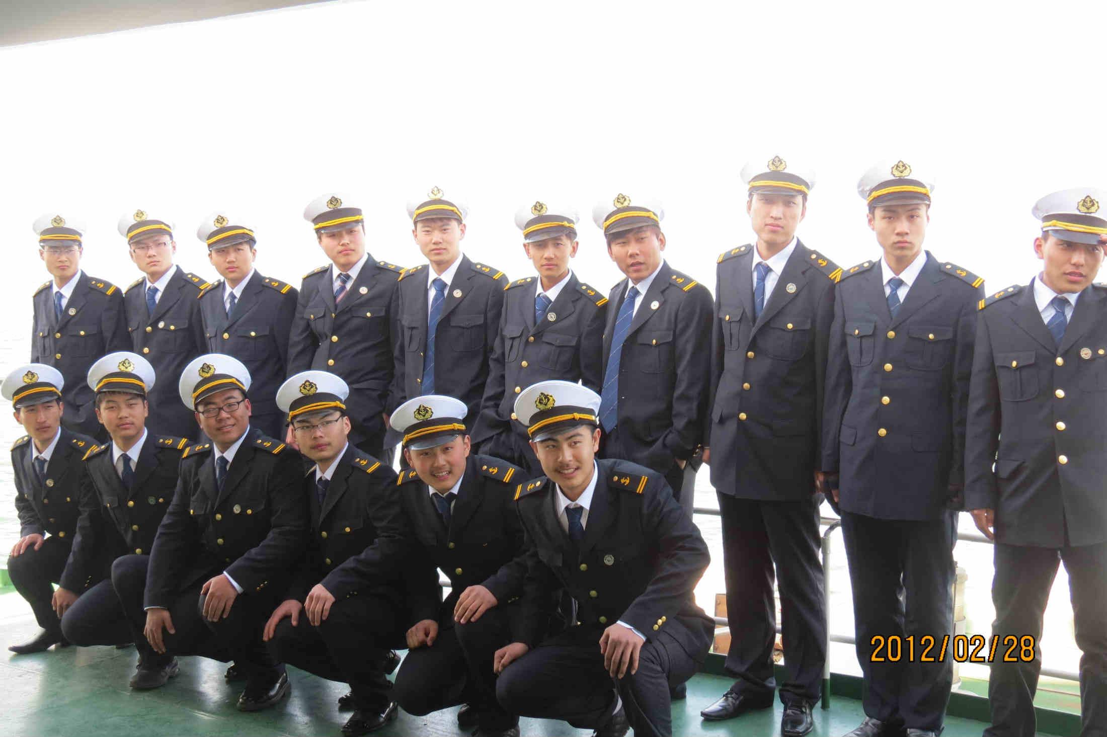 青岛航空职业技术学校--青岛航空海员图片